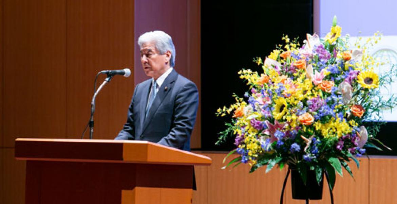 Mr Hirofumi Nakasone